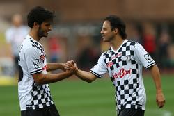 Carlos Sainz Jr. Scuderia Toro Rosso y Felipe Massa Williams