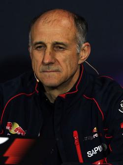 Франц Тост, руководитель Scuderia Toro Rosso Team