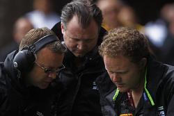 Estado de ingenieros del Gran Premio
