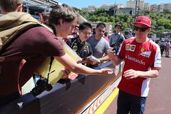Кімі Райкконен, Scuderia Ferrari