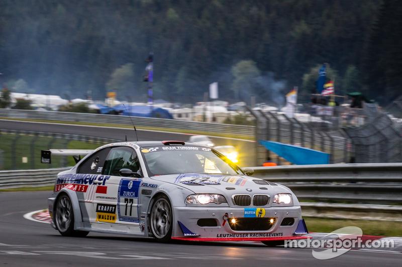 #77 MSC-Rhön e.V. im ADAC, Porsche 997 Cup: Michael Hess, Christian Leutheuser