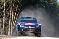 Sebastien Ogier, dan Julien Ingrassia, Volkswagen Polo WRC Volkswagen Motorsport