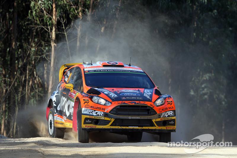 Martin Prokop und Jan Tomanek, Ford Fiesta RS WRC, Jipocar
