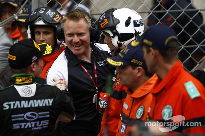1.  Richie Stanaway, Status Grand Prix