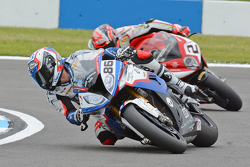 Ayrton Badovini, BMW Motorrad Italia et Leon Camier, MV Agusta