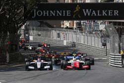 Start: Jazeman Jaafar, Fortec Motorsports