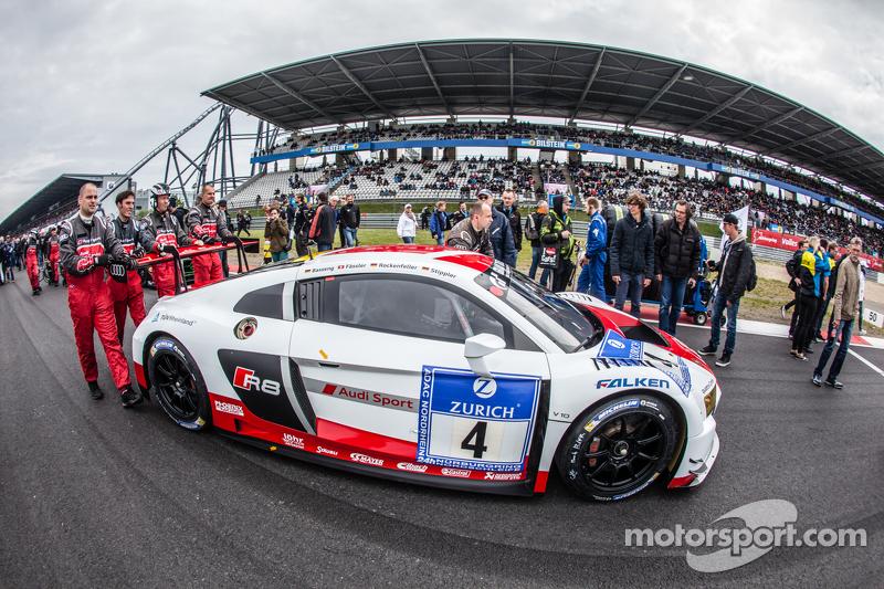 #4 Phoenix Racing, Audi R8 LMS