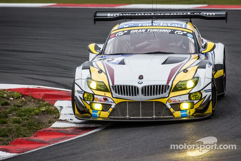 #25 Marc VDS Racing, BMW Z4 GT3: Maxime Martin, Lucas Luhr, Markus Palttala, Richard Westbrook