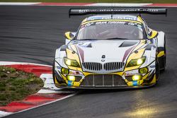 #25 Marc VDS Racing BMW Z4 GT3: Максім Мартін, Лукас Лур, Маркус Палттала, Річард Вестбрук