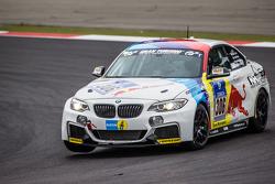 #306 Bonk Motorsport BMW M235i Racing: Michael Bonk, Kiki Sak Nana, Alexander Mies, Andreas Möntmann