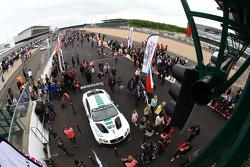 #7 Bentley Team, M-Sport Bentley Continental GT3: Steven Kane, Guy Smith, Andy Meyrick