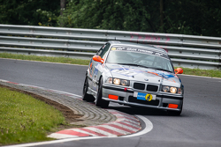 #177 Hofor-Racing, BMW M3 E36: Simon Glenn, Jody Halse, Marcos Burnett