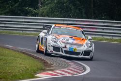 #80 Prosport Performance, Porsche Cayman: Michael Rebhan, Dominik Schöning, Pato Silva