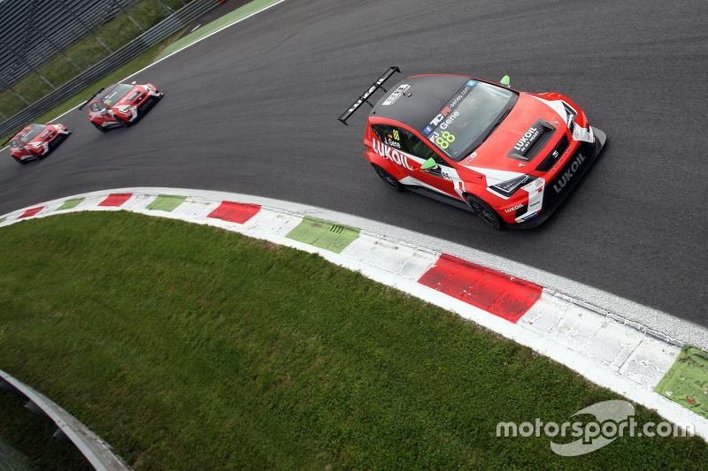 Jordi Gene, SEAT Leon, Craft Bamboo Racing LUKOIL