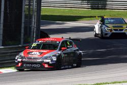 Zsolt Szabo, SEAT Leon, Zengo Motorsport