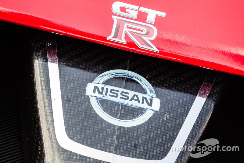 #22 Nissan Motorsports detail Nissan GT-R LM NISMO
