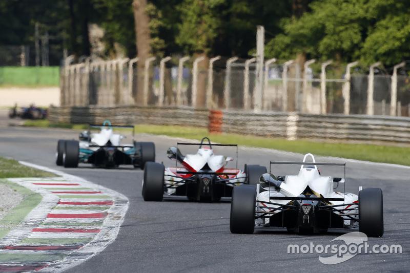 Julio Moreno, ThreeBond mit T-Sport, Dallara NBE