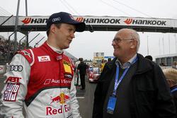 Mattias Ekström, Audi Sport Team Abt Sportsline, Audi A5 DTM with Stig Blomqvist,