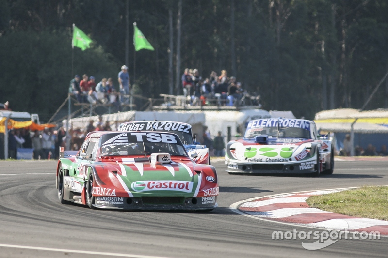 Jose Manuel Urcera, JP Racing, Torino, und Mathias Nolesi, Nolesi Competicion, Ford