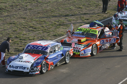 Jose Savino, Savino Sport, Ford, und Jonatan Castellano, Castellano Power Team, Dodge