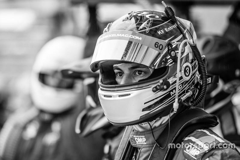 #60 Formula Racing Ferrari 458 GTE: Mikkel Mac