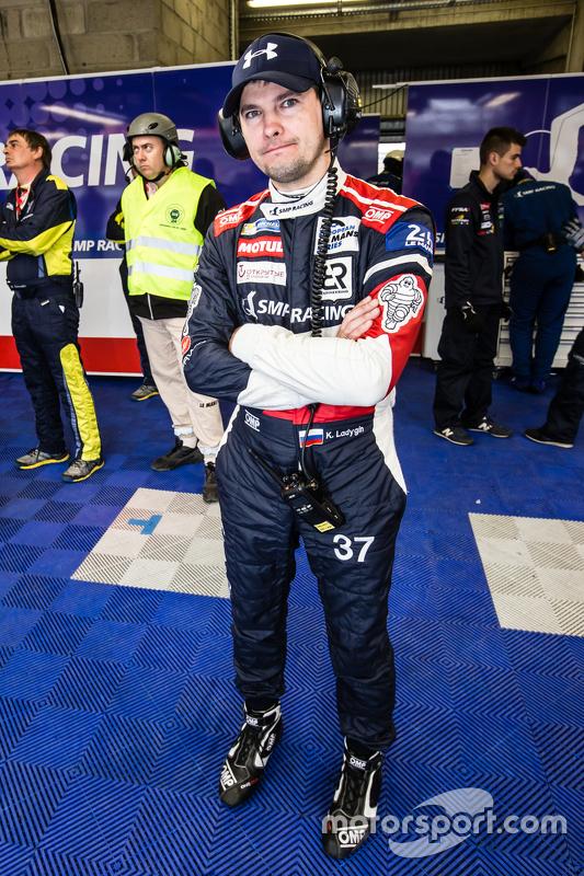 #37 SMP Racing, BR01: Kirill Ladygin