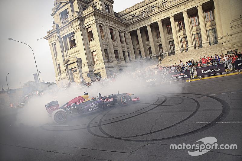 Carlos Sainz Jr. Red Bull Racing