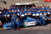 Benetton foto da equipe