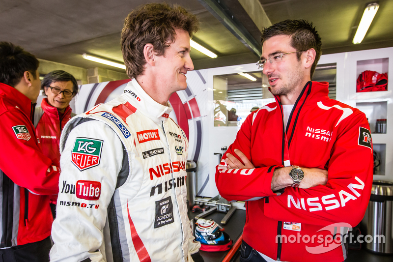 Nissan Motorsports: Lucas Ordonez and Charlie Robertson