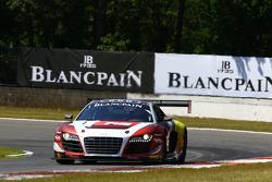 #1 Belgian Audi Club Team WRT Audi R8 LMS Ultra: Робін Фріжнс, Лауренс Вантор