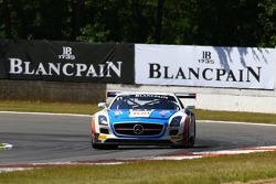 #70 GT Russian Team, Mercedes SLS AMG GT3: Alexei Karachev, Bernd Schneider