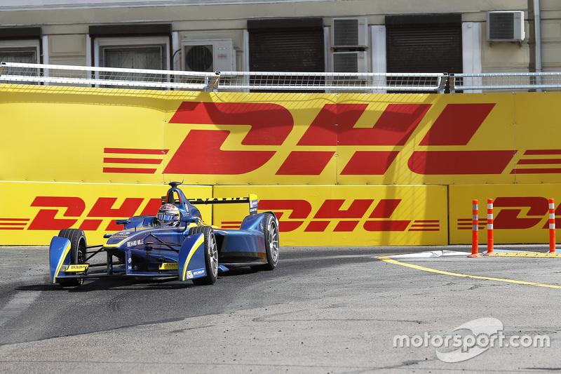 Sébastien Buemi, e.dams-Renault Formula E Team