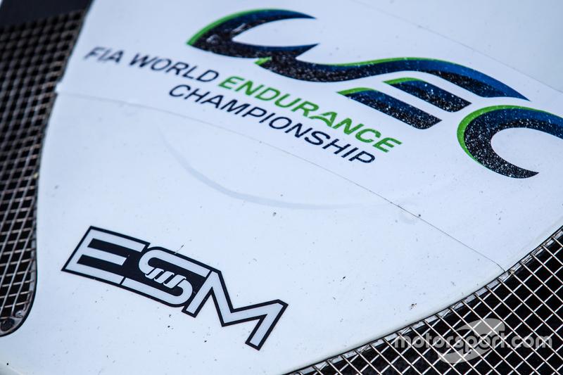 #30 Extreme Speed Motorsports, Ligier JS P2, Detail der Frontpartie