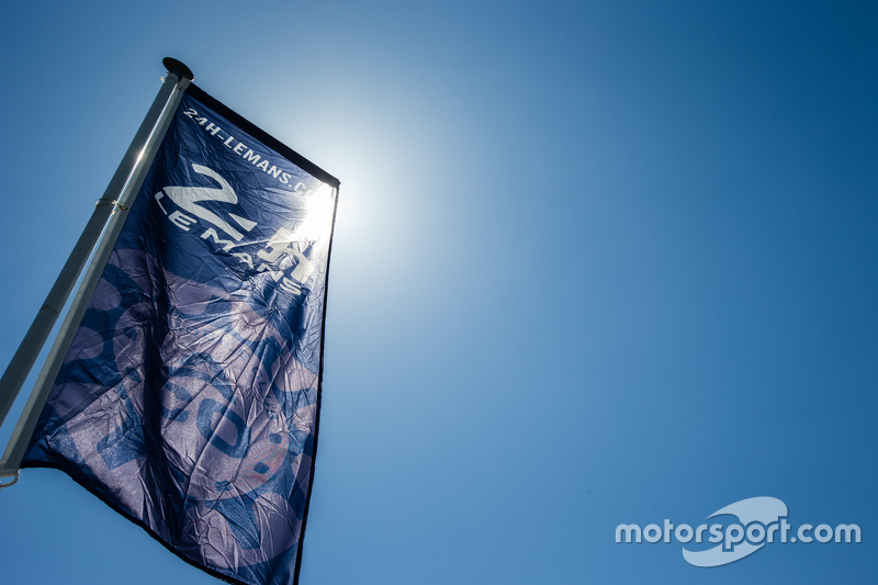 logo / signage 24 Hours of Le Mans