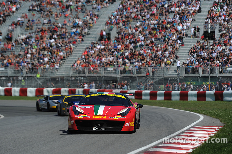 #8 Ferrari of Fort Lauderdale, Ferrari 458