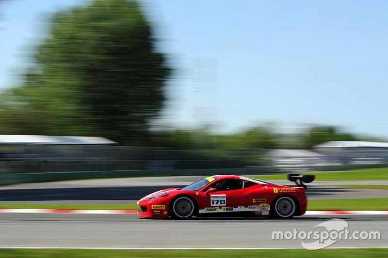 #178 Ferrari of Newport Beach, Ferrari 458: Al Hegyi