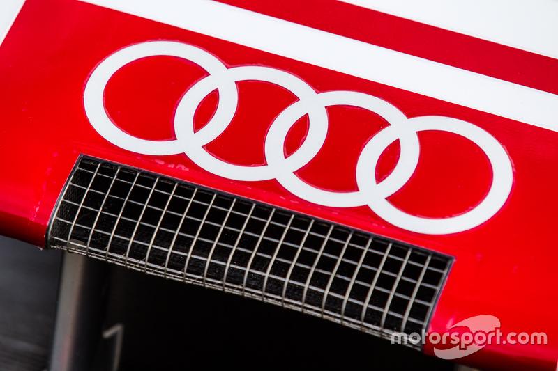 #8 Audi Sport Team Joest, Audi R18 e-tron quattro, Frontpartie-Detail