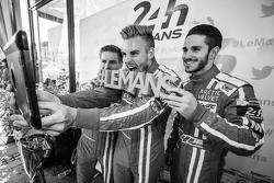 Rebellion Racing: Alexandré Imperatori, Dominik Kraihamer, Daniel Abt