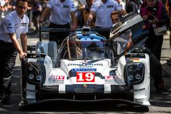 #19 Porsche Team, Porsche 919 Hybrid