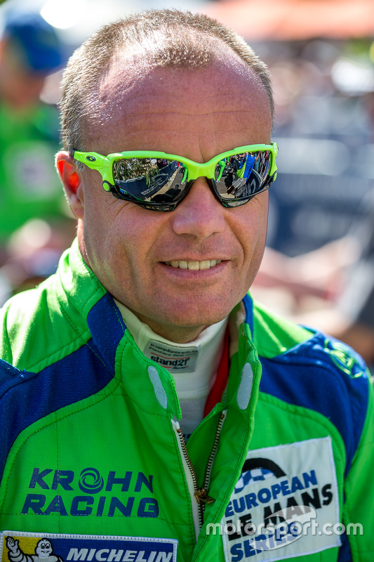 #40 Krohn Racing, Ligier JS P2: Nic Jonsson