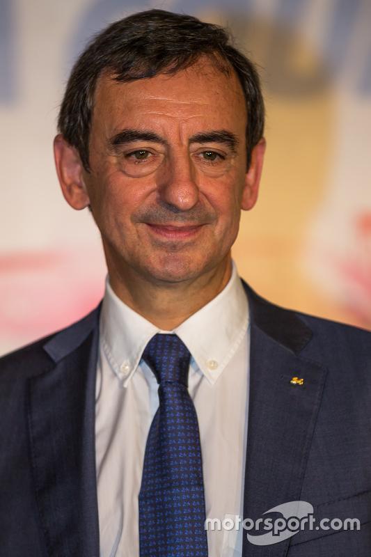 ACO-Präsident Pierre Fillon
