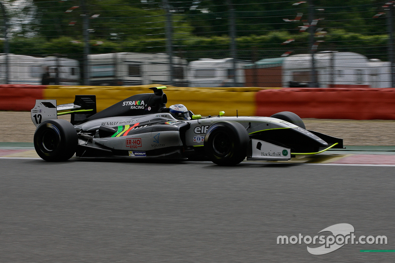 #12 Strakka Racing: Gustav Malja