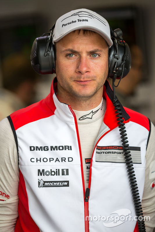 Porsche Team: Nick Tandy