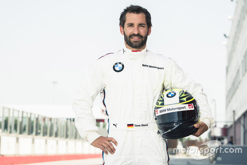 #16: Timo Glock (BMW)