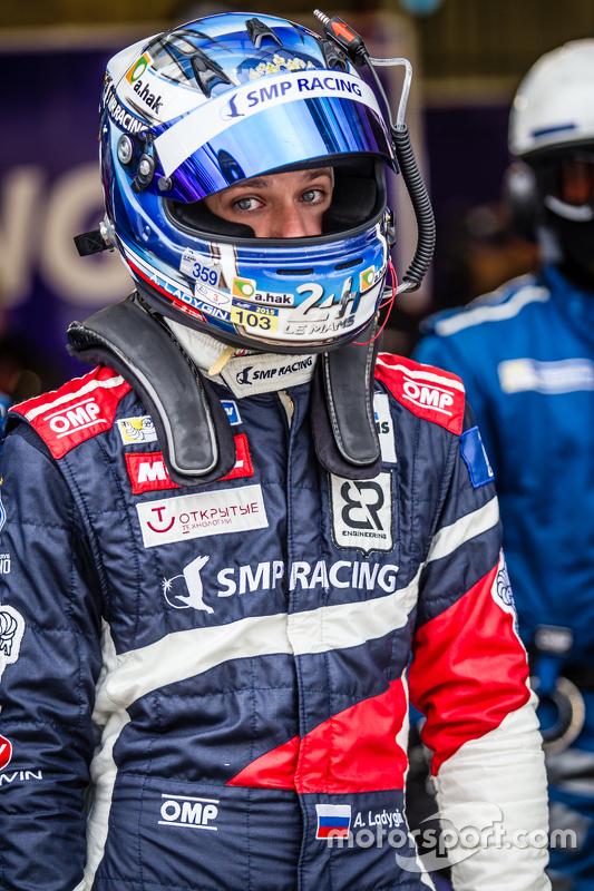 #37 SMP Racing, BR01: Anton Ladygin