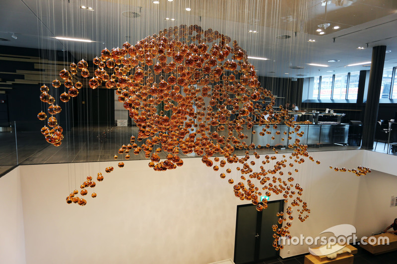 Kunst im Pressezentrum