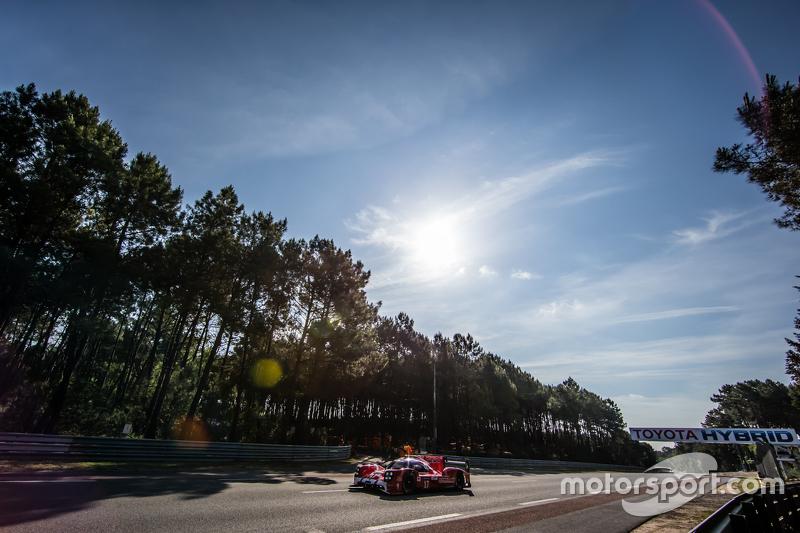 #17 Porsche Team, Porsche 919 Hybrid: Timo Bernhard, Mark Webber, Brendon Hartley