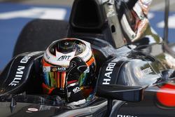 Racewinnaar Stoffel Vandoorne, ART Grand Prix