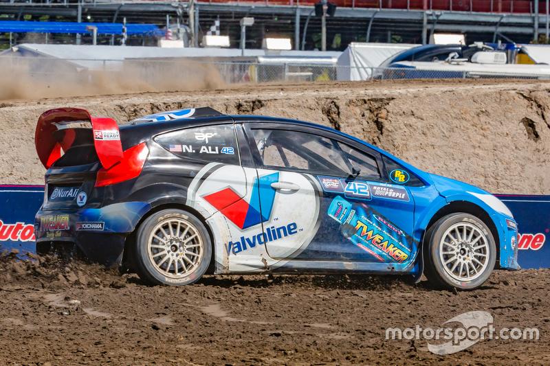 Nur Ali, AF Racing, Ford