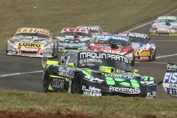 Mauro Giallombardo, Maquin Parts Racing Ford, dan Guillermo Ortelli, JP Racing Chevrolet, dan Sergio Alaux, Coiro Dole Racing Chevrolet